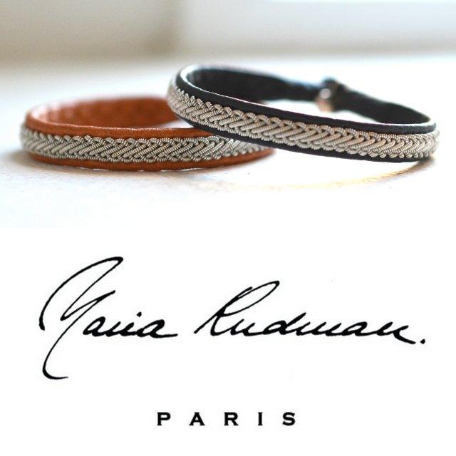 MARIA RUDMAN(マリアルドマン) / A18 bracelet(8mm) -2色展開-