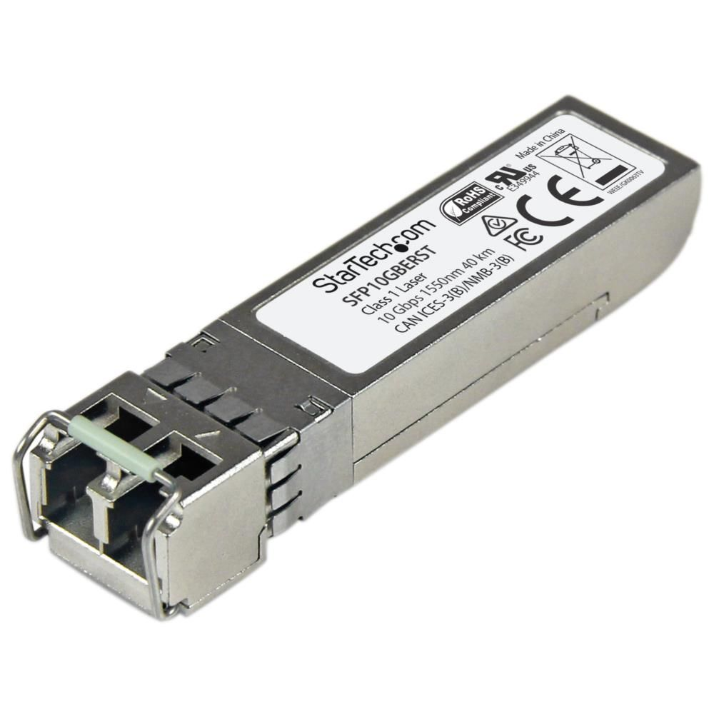 Startech SFP+モジュール 10GBASE-ER準拠 10Gbps 40km MSA準拠光トランシーバ