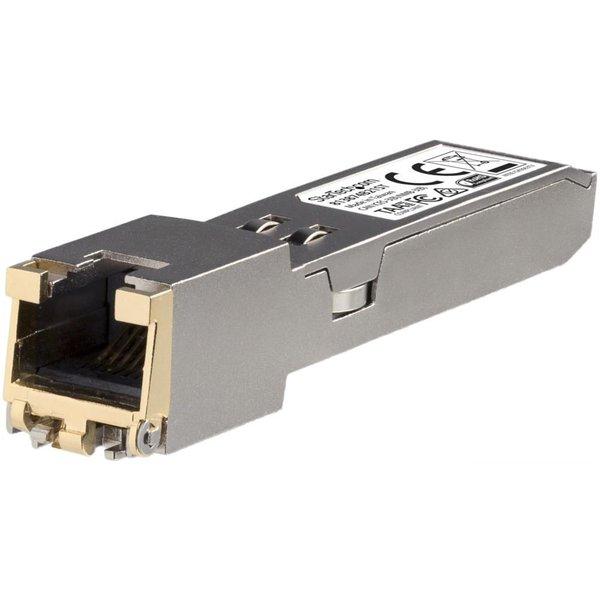 Startech SFP+モジュール HP製813874-B21互換 10GBASE-T準拠RJ45銅線トランシーバ