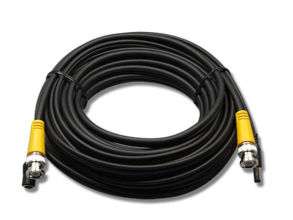 防犯カメラ ケーブル 価格交渉OK送料無料 100m 監視カメラ 再再販 用 BNC 電源配線ケーブル 100m CAB100 映像