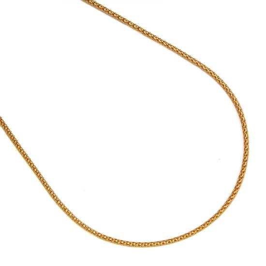 K18 ピンクゴールド 45cm チェーン/送料無料