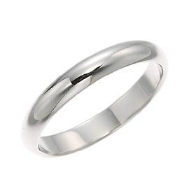 結婚指輪マリッジリングPt900無地甲丸/送料無料