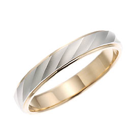 結婚指輪マリッジリングコンビヴィレッジ/送料無料