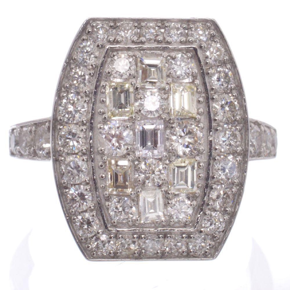 【限定セール!】 指輪 レディース リング プラチナ ダイヤモンド 刻印入り 鑑別書付き 日本製, カンザキマチ af8769fb
