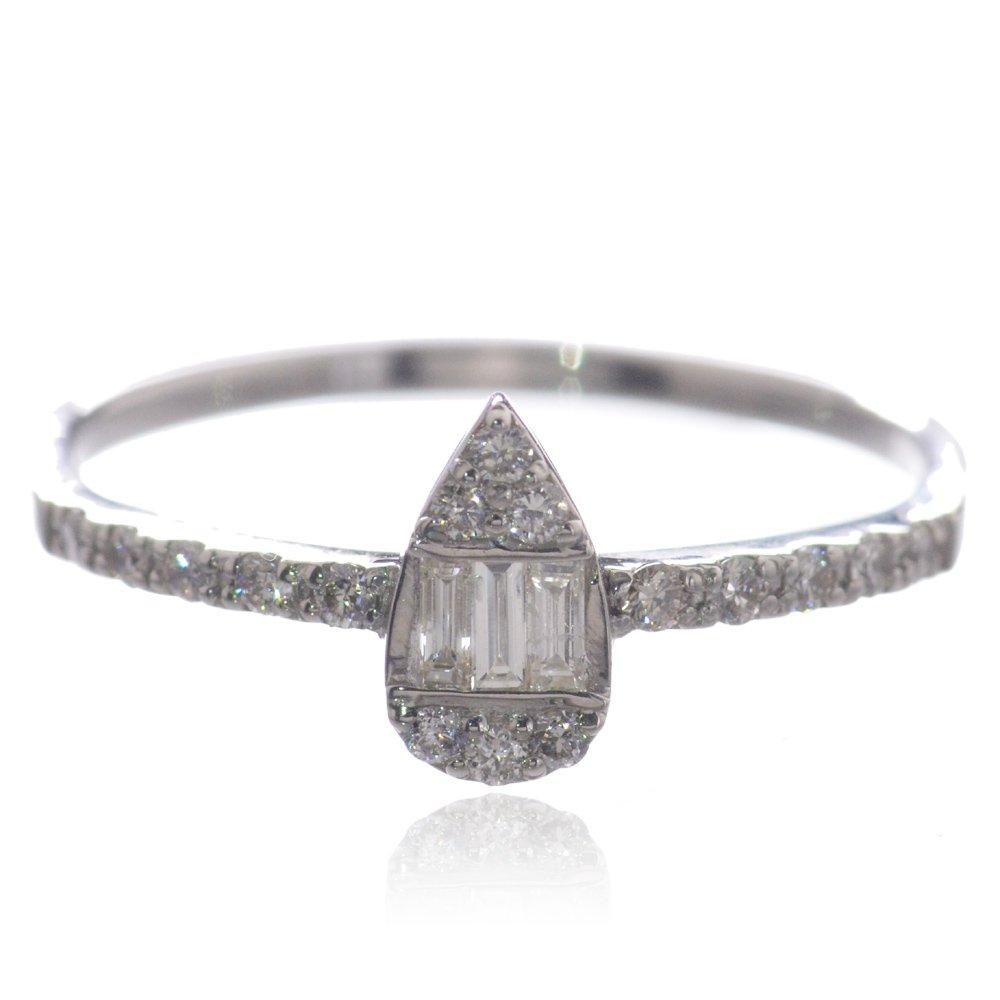 指輪 レディース ダイヤモンド リング Pt950 プラチナ950/送料無料