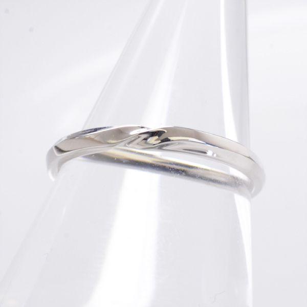 結婚指輪 マリッジリング パラジウム ペアリング メンズ ananya/送料無料