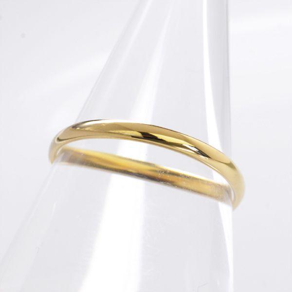 結婚指輪 マリッジリング ゴールド ペアリング メンズ ananya/送料無料