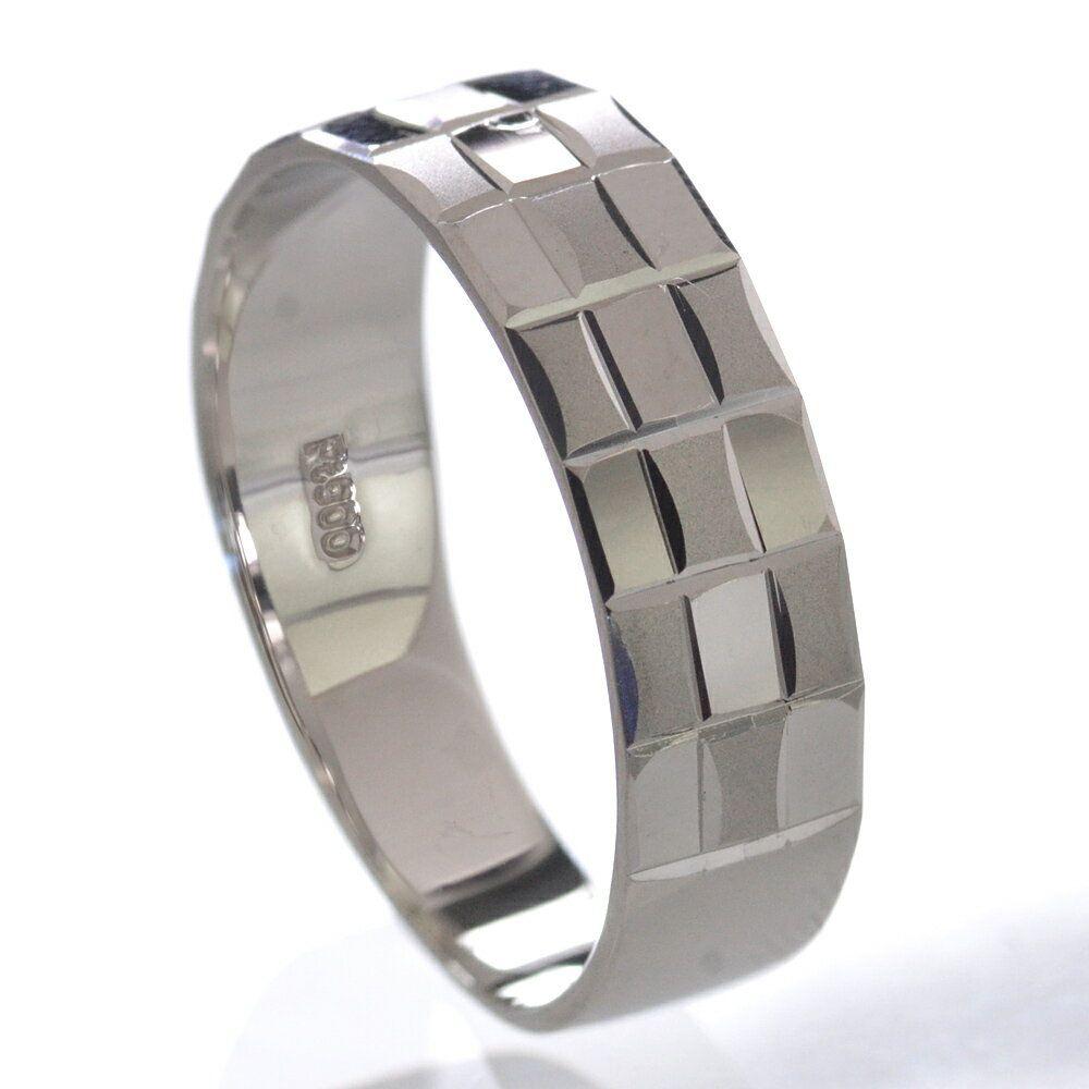 プラチナ メンズ 指輪   メンズリング プラチナ 指輪 Pt900 男性用 日本製