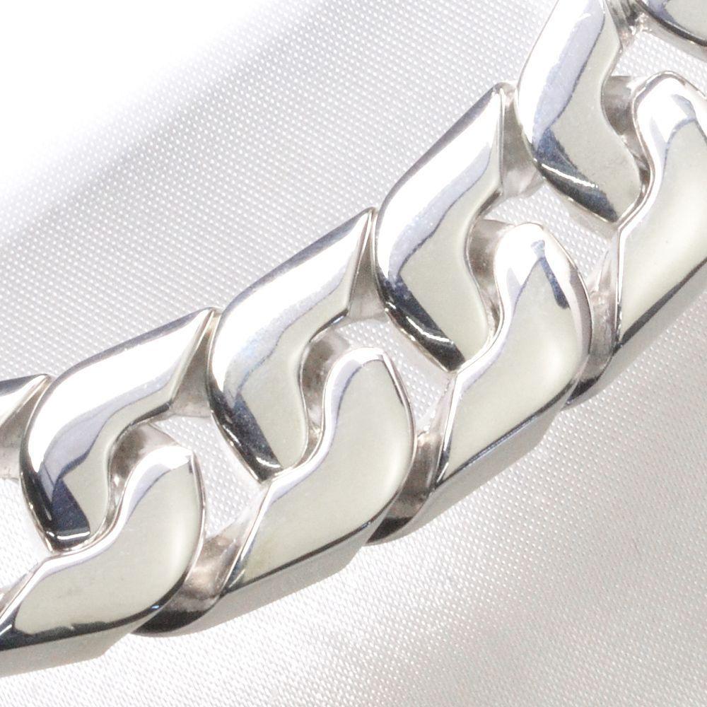 喜平 ブレスレット プラチナ Pt850 メンズ 350g 日本製 長さ指定可能 メンズ キヘイ