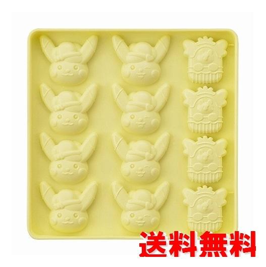 特価キャンペーン 《新品》 ポケモンセンターオリジナル シリコンモールド Pikachu's Treats Sweet メイルオーダー