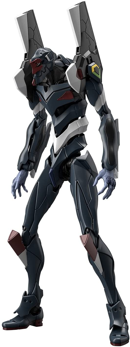 《新品》 RG エヴァンゲリオン 日本産 汎用ヒト型決戦兵器 人造人間エヴァンゲリオン 正規実用型 1 3号機 セット 本日限定 色分け済みプラモデル ESVシールド 144スケール