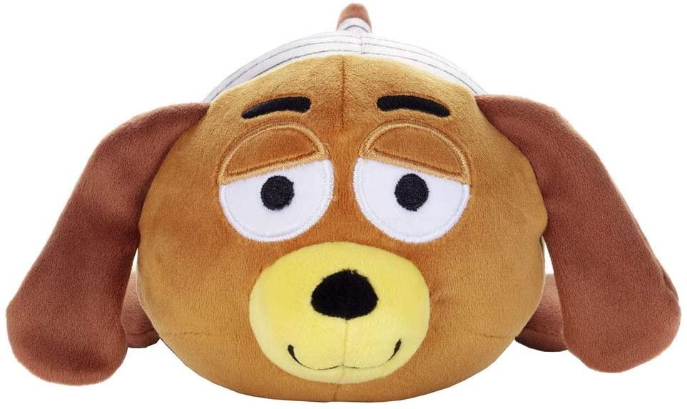 《新品》 ディズニーキャラクター Disney Mocchi-Mocchi- ぬいぐるみS 受賞店 ドッグ スリンキー ハイ型 幅約18cm 海外