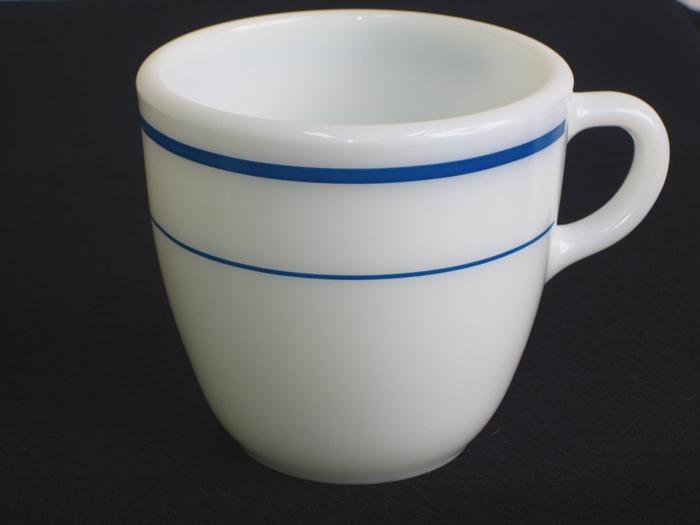 Navy Pyrex Mug Genuine Military
