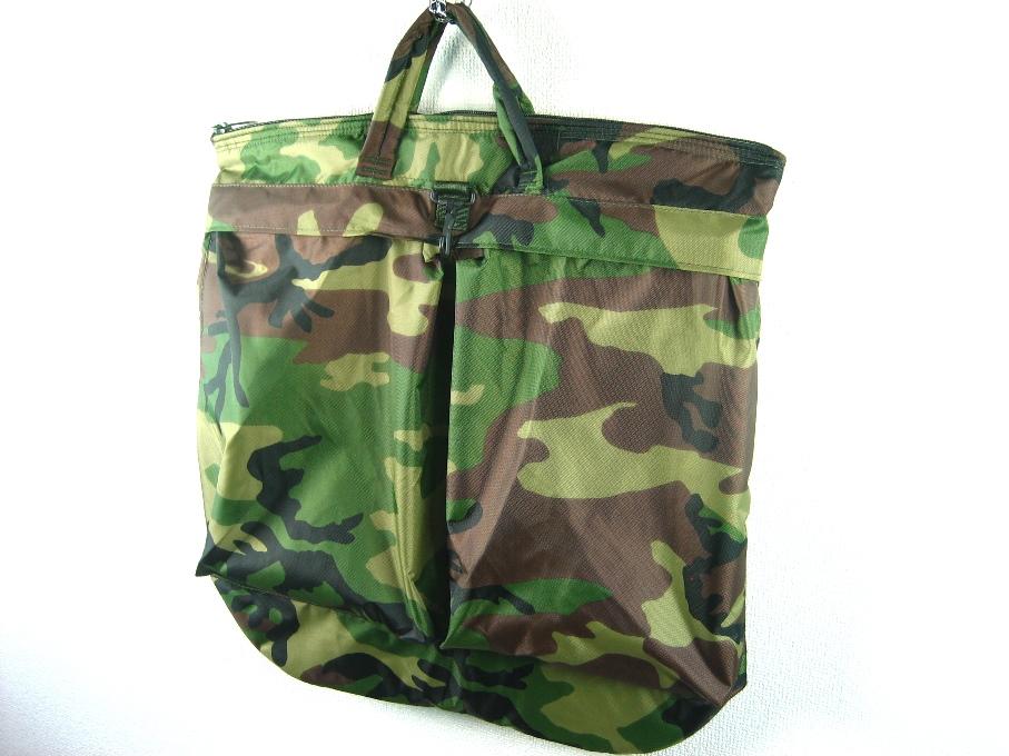 b22bffc17c ace-ace  US.  quot  GENTEX  quot flyers helmet bag (CAMO) (a rare ...