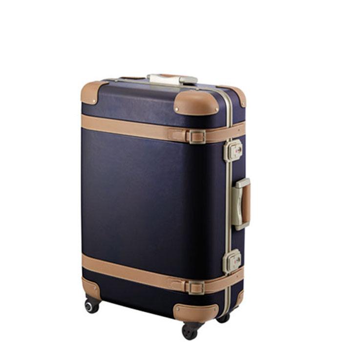 スーツケース Lサイズ プロテカ ジーニオ センチュリーs 85リットル  エース プロテカのプレステージモデル 1週間~10泊程度のご旅行に バー無しタイプ ベアロンホイール搭載でさらにスムーズな走行に! 00813