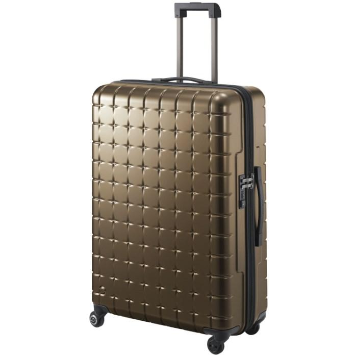 【SALE】スーツケース Lサイズ プロテカ/PROTECA 360sメタリック 85リットル 日本製 1週間~10泊程度の近場の旅行に ベアリング搭載!サイレントキャスター キャリーケース キャリーバッグ 02724