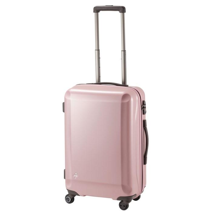 【SALE】スーツケース Sサイズ 軽量 日本製 プロテカ/PROTECA ラグーナライト Fs ジッパータイプ 超軽量 47リットル 3泊程度の旅行に キャリーケース キャリーバッグ 02742