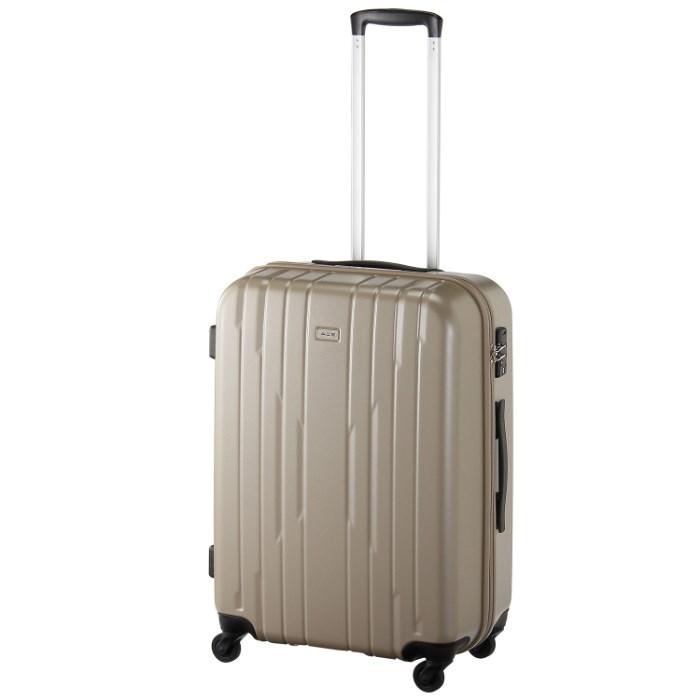 スーツケース メンズ レディース ACE オーブル 日本製  エース公式 海外旅行 出張  送料無料 ポイント10倍 4~5泊程度の旅行に 62リットル ジッパータイプ キャリーバッグ キャリーケース 04087