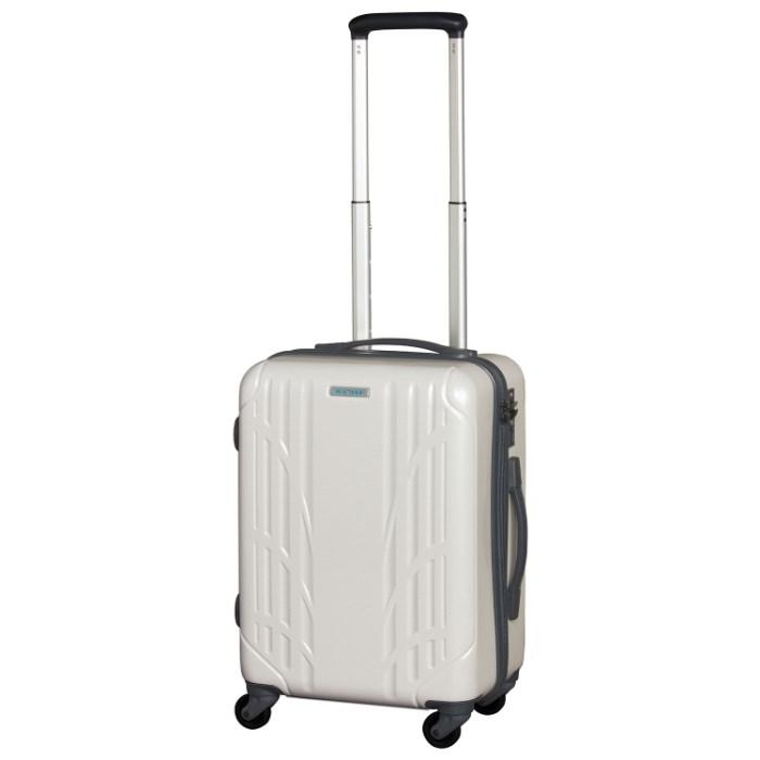スーツケース 機内持ち込み 便利なキャスターストッパー エース ワールドトラベラー World Traveler ナヴァイオ 送料無料 ポイント10倍  2~3泊用 30リットル キャリーバッグ キャリーケース 06151