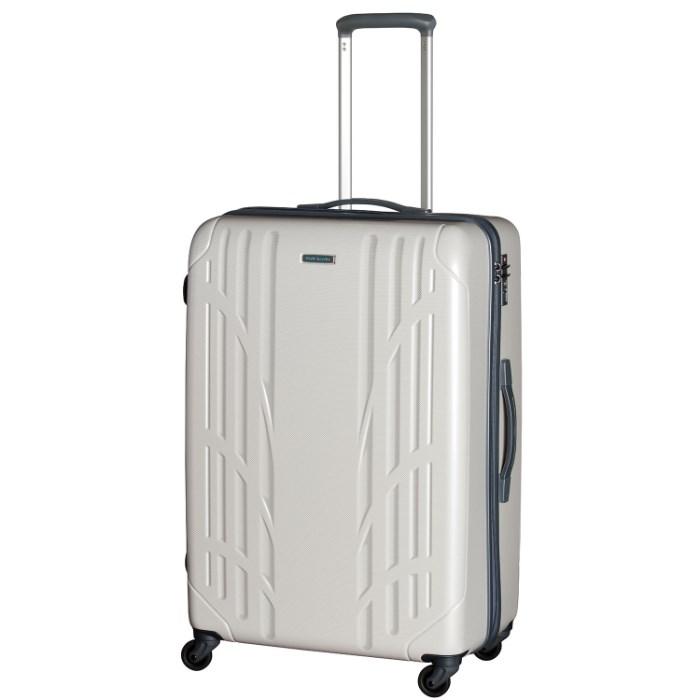 スーツケース Lサイズ 便利なキャスターストッパー 92リットル エース ワールドトラベラー World Traveler ナヴァイオ Lサイズ 送料無料 ポイント10倍  1週間~10泊用 キャリーケース キャリーバッグ 06155