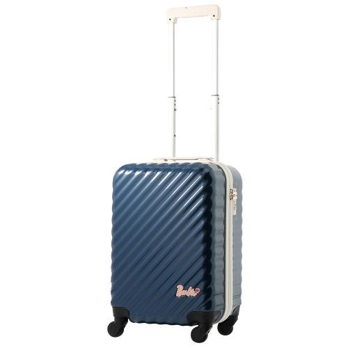 スーツケース 機内持ち込み かわいい レディース ガールズ Barbie バービー ブリジットTR 33リットル 修学旅行 卒業旅行 合宿 部活 トラベルバッグ キャリーバッグ キャリーケース 06371