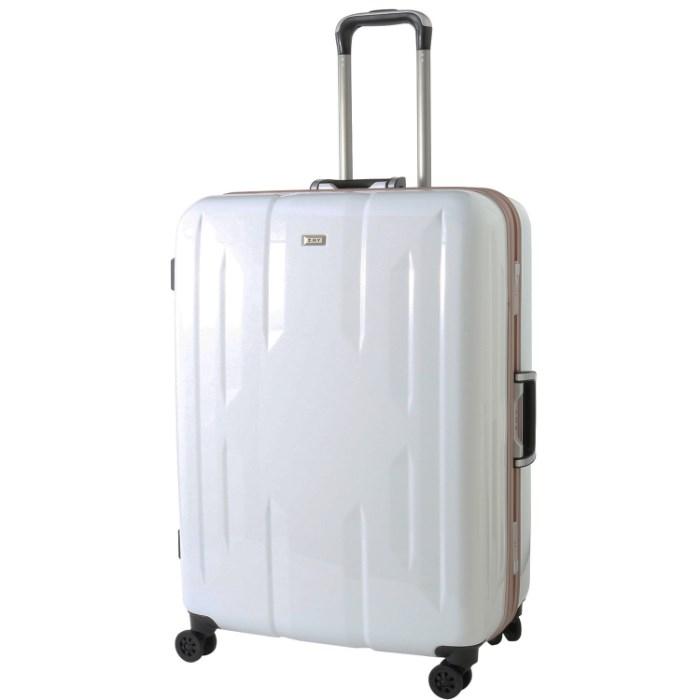 エース公式サイト|送料無料|ポイント10倍| スーツケース Lサイズ 大容量 Z.N.Y(ゼット・エヌ・ワイ) ラウビル 90リットル フレームタイプ エース 06382