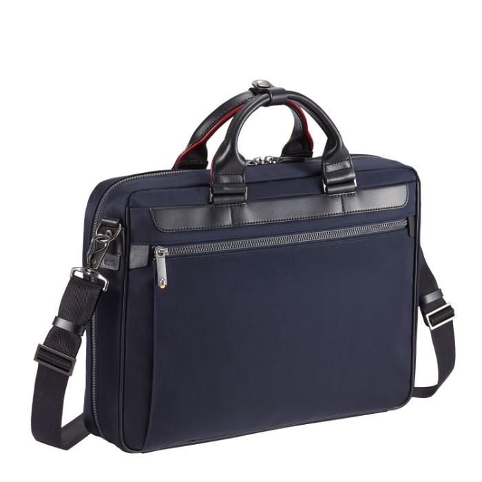 ビジネスバッグ メンズ ブリーフケース エース ジーン レーベル ace. ディバイドリム 1気室/A4サイズ 13インチPC対応 通勤バッグ 55571