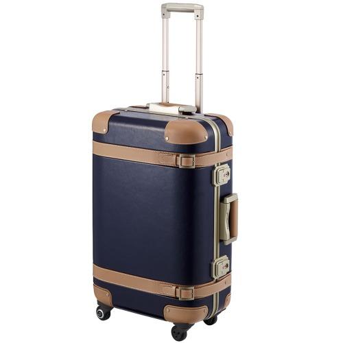 スーツケース Mサイズ フレーム プロテカ ジーニオ センチュリーs 60リットル プロテカのプレステージモデル 4~5泊程度のご旅行に ベアロンホイール搭載でさらにスムーズな走行に! 00812