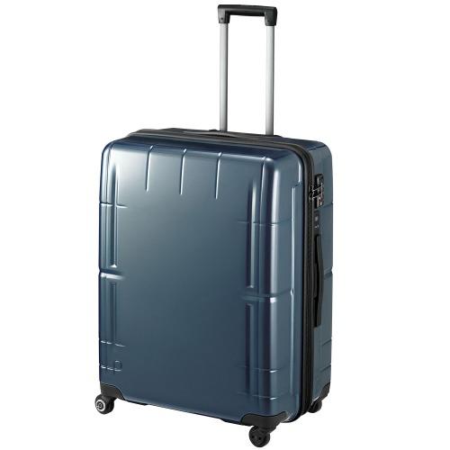 【重量計測機能付き】スーツケース 大型 プロテカ スタリアV スケール 100リットル 預け入れサイズ(157cm以内)最大容量! 10泊~2週間程度の旅行用スーツケース キャリーバッグ キャリーケース 【3年保証】02805