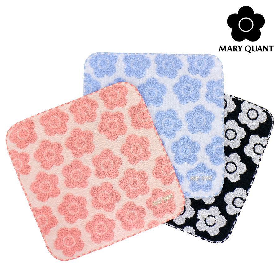 Aceweb maryquant daisy jq mini-towel (mary quant)★☆