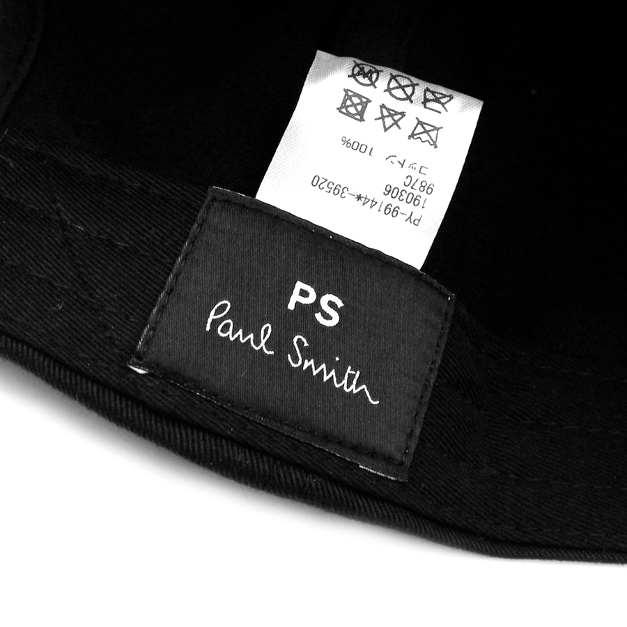 Paul Smith multi-stripe zebra cap (2019ss) (Paul Smith)★☆