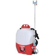 【送料無料】(工進)電池式噴霧器 DK-7D消毒名人 肩掛け、背負い両用タイプ
