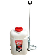 【送料無料】(工進)電池式噴霧器 DK-10D除草はもちろん、消毒にも使えるパワーアップ乾電池式噴霧器登場!