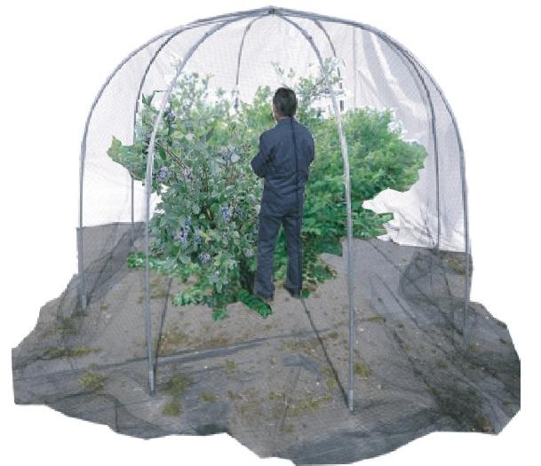 南栄工業 果樹ドーム 2500D ストロング【個人宅への配達になります。】【ナンエイ 菜園ハウス ガーデニング 防虫 防鳥 虫よけ 家庭菜園】