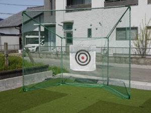 (南栄工業)ゴルフネット ゴルフターゲット 据置式 GT-200【個人宅への配達になります。】自宅の庭がゴルフ練習場に!【ゴルフ 自宅 ゴルフ練習 ゴルフ練習場 ゴルフ練習場 自宅】