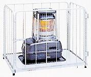 (トヨトミ)大型ストーブ用ガード(SG-20B)【送料無料】 不注意による接触を防ぐガードです。 【トヨトミ 大型ストーブガード ストーブガード大型 大型 ストーブガード SG-20B】 05P03Dec16
