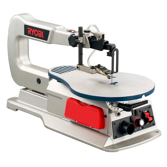 (リョービ)卓上糸ノコ盤(TFE-450)【送料無料】 直線から曲線切りに!05P08Feb15