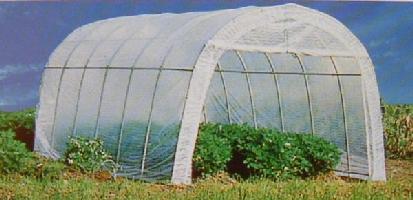 ビニール温室(H-40型)ビニールハウス育苗ハウスに、雨よけハウスに、促成・抑制栽培に!!【送料無料】 070426春10