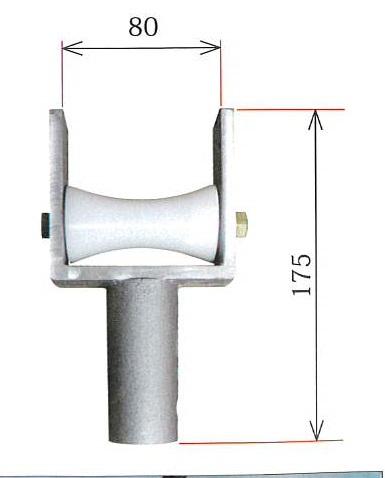 宣真工業 架渉ローラ BS-27