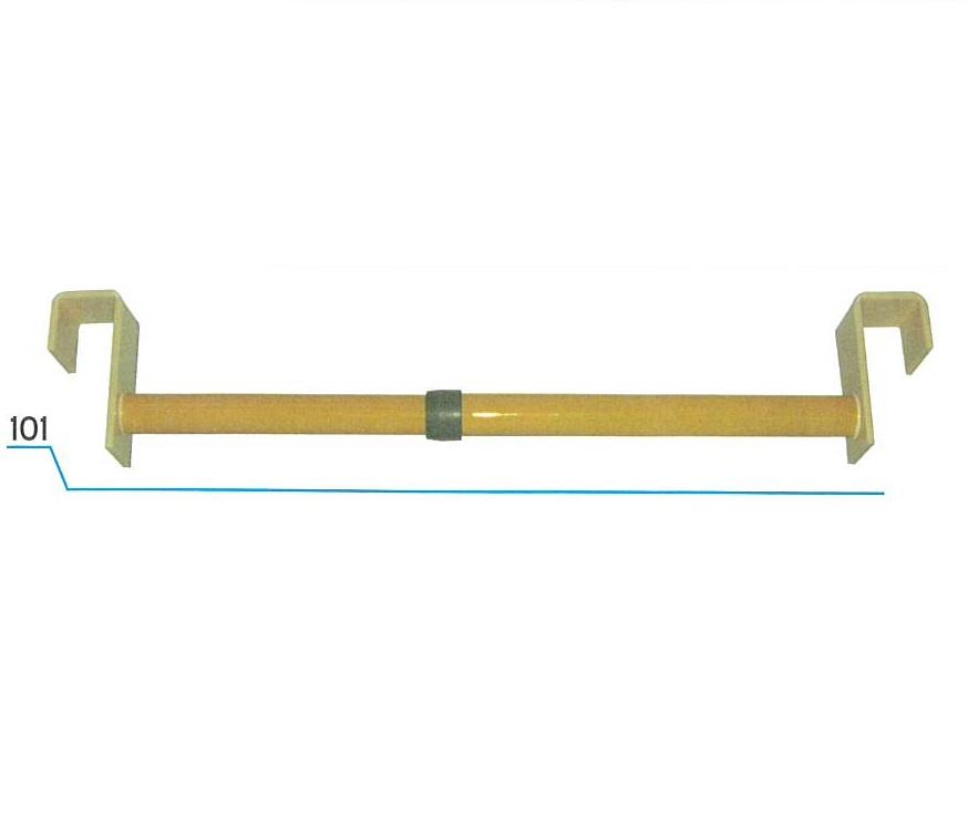 宣真工業 ツールハンガー(バケット車用) 101 使用伸縮長640~1060mm