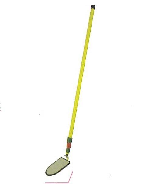 宣真工業 下水管点検ミラー 送料無料/新品 G9-1-5 ミラー1型 売り出し 全長5m
