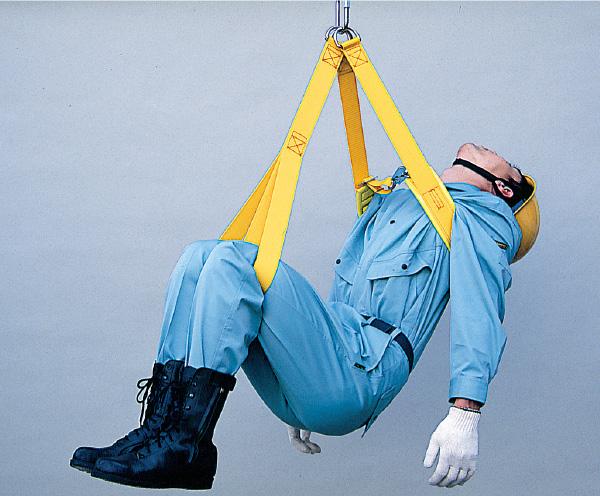 藤井電工 R-430 被災者吊り上げベルト 救助活動専用