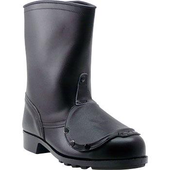 リーガルコーポレーション 甲プロテクター安全靴 半長靴  467 サイズ24.0~28.0