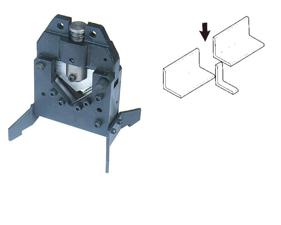 カクタス(CACTUS)マルチ工具用アタッチメント アングル加工機 カッター EV2-AKC