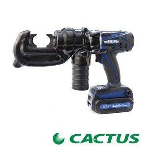 カクタス(CACTUS)リチウムイオン電池式圧縮工具 EW-8DL クリンプボーイ