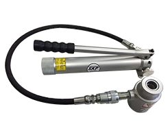 カクタス(CACTUS) 手動式ノックアウトパンチ カクタスパンチ SKP-4C (薄鋼電線管用セット)