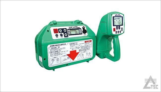 高千穂産業 デジタル埋設ケーブル位置測定器 型式 MPL-H11S 構成G ガス・水道業者様向