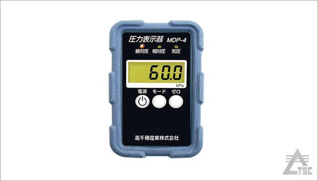 高千穂産業 圧力表示器 型式 MDP-4