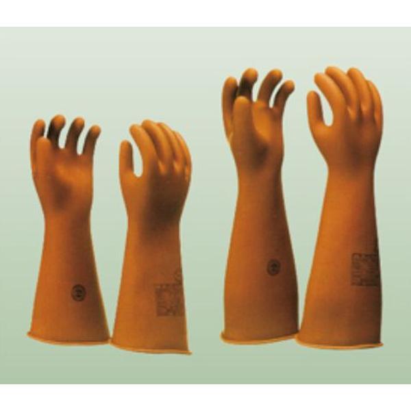 ヨツギ 高圧用ゴム手袋 送料無料激安祭 小 日本正規代理店品 YS-101-29-02
