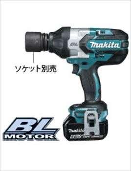 マキタ TW1001DRGX 充電式インパクトレンチ 18V6.0Ahセット品 青